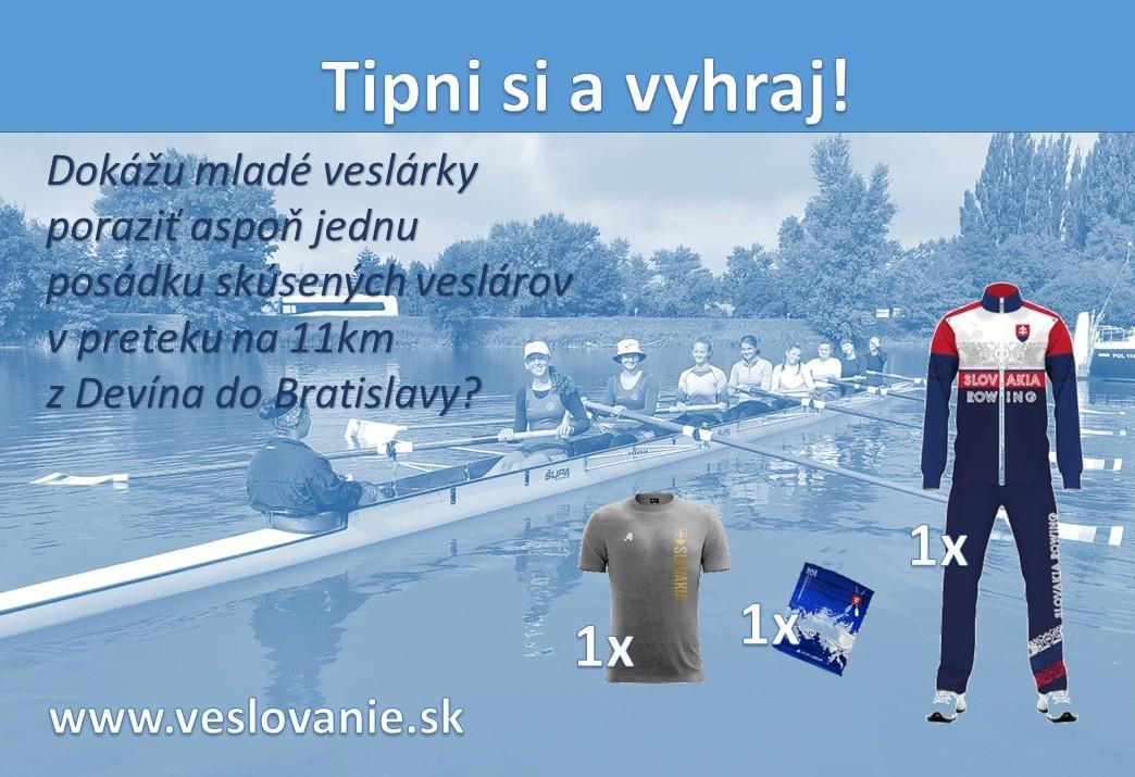Tipovacia súťaž Devín-Bratislava 2021
